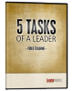 5 Tasks of a Leader