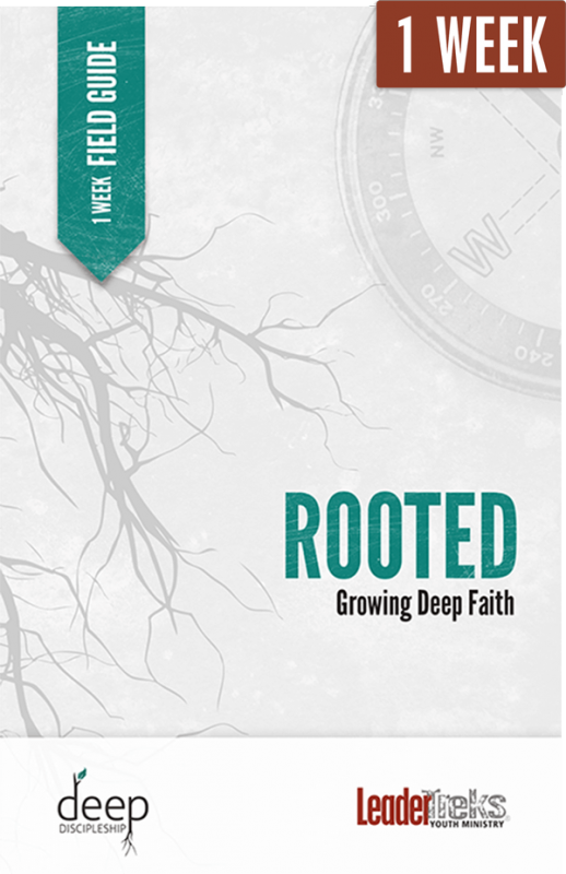 rooted 1 week mission trip devotional