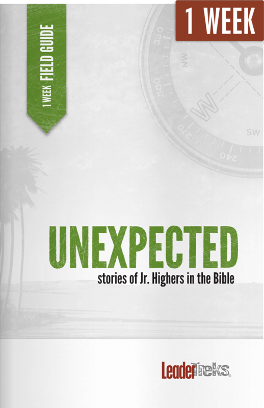 unexpected 1 week mission trip devotional