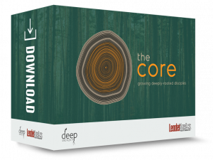 deep discipleship curriculum the core