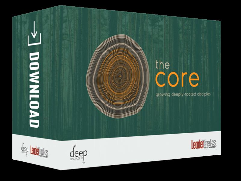 deep discipleship curriculum the core