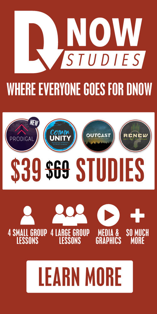 dnow studies disciple now themes