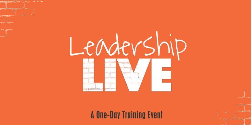 leadertreks youth ministry student leadership training event leadership live