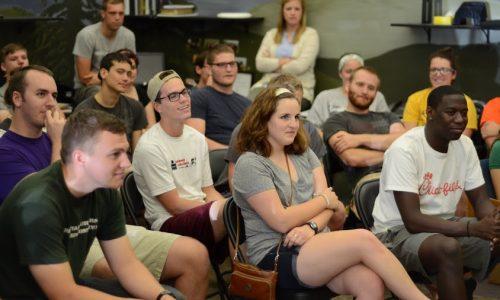 Impact: Summer Internship Kick-off
