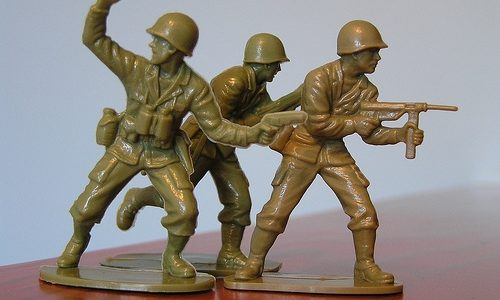 Wednesday Freebie: Battlefield Leadership Challenge