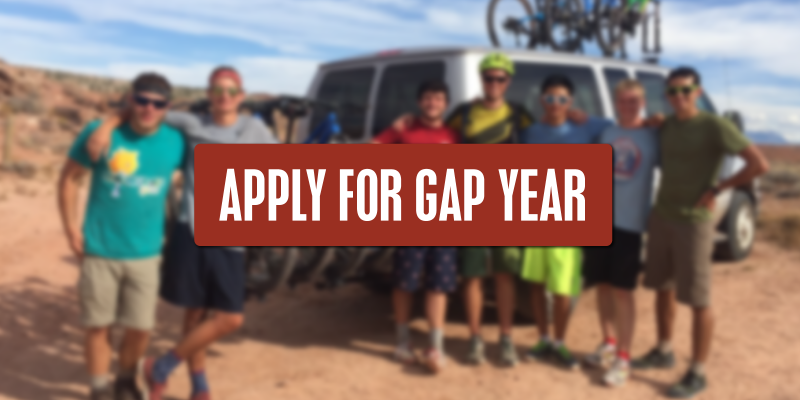 apply for leadertreks gap year