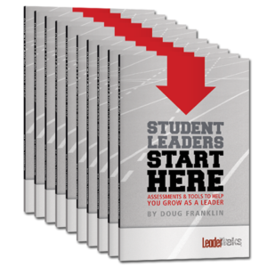 10-Pack Student Leaders Start Here