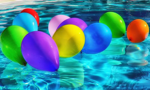 Baptismal Pool Parties and Other Bad Habits