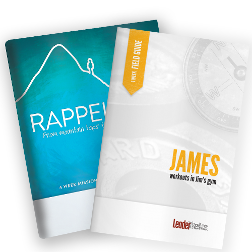 Mission Trip Devotional Bundle (James)