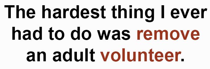 Firing volunteers_quote