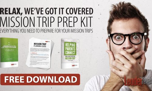 Wednesday Freebie: Mission Trip Prep Kit