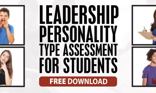 Wednesday Freebie: Personality Type Assessment