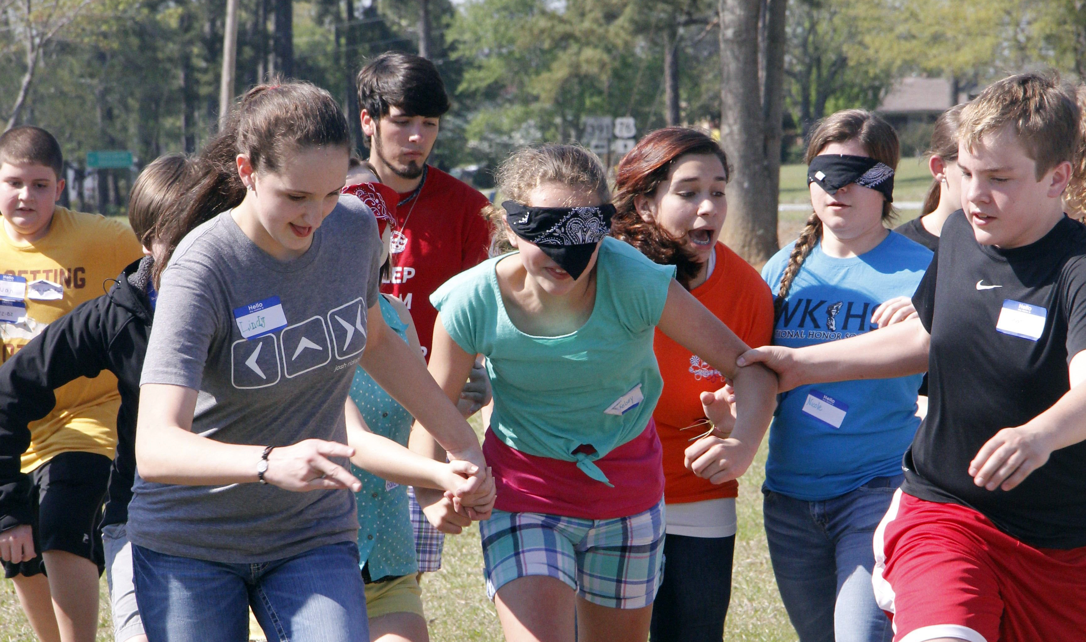 Youth Group Games With A Lesson Leadertreks Youth Ministry Blog