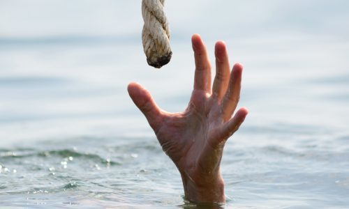 Hope for a Drowning Youth Worker
