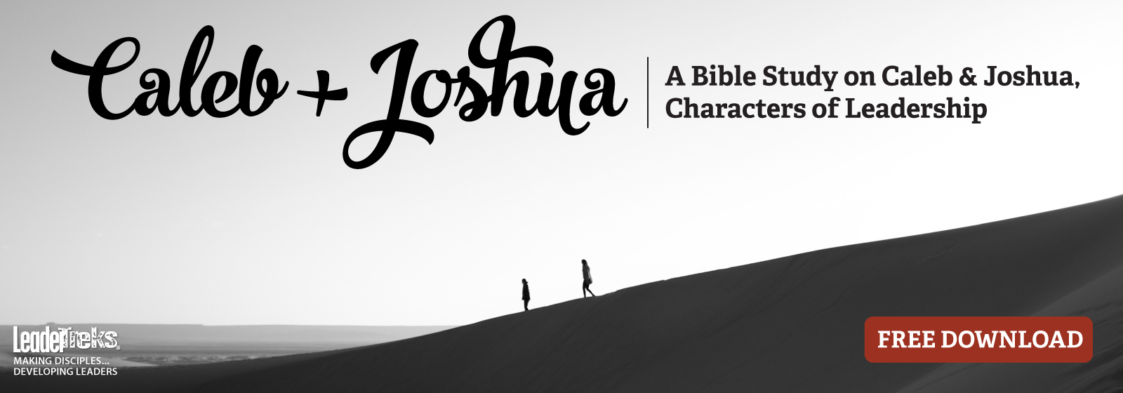 character of leadership caleb and joshua leadertreks youth through reading this passage and interacting the discussion questions at the end students will learn that leaders are people who