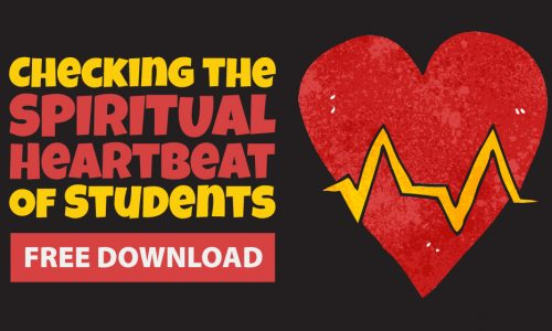 Freebie – Checking the Heartbeat of Students