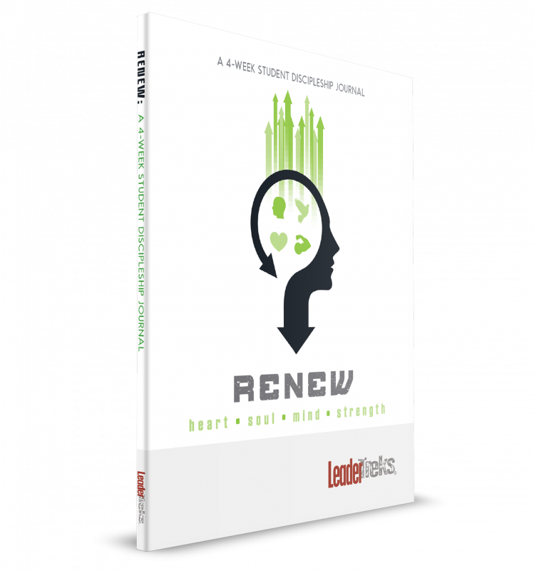 Renew Student Discipleship Journal