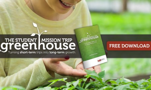 student mission trip greenhouse ebook