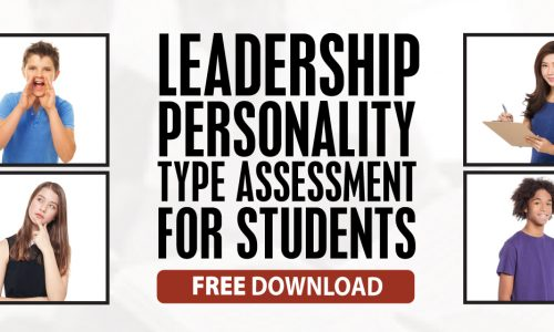 Leadership Personality Type Assessment for Students