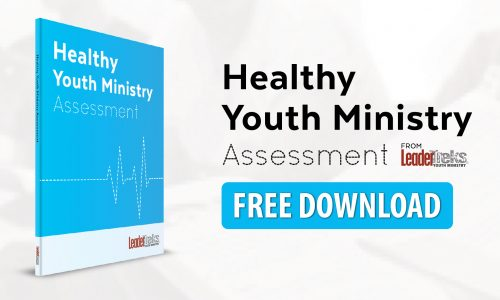 The Healthy Youth Ministry Assessment