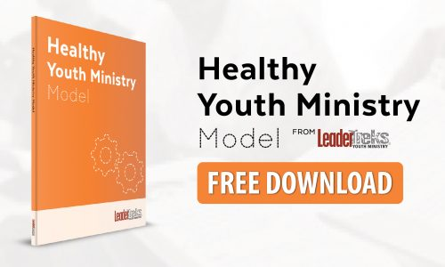 Healthy Youth Ministry Model