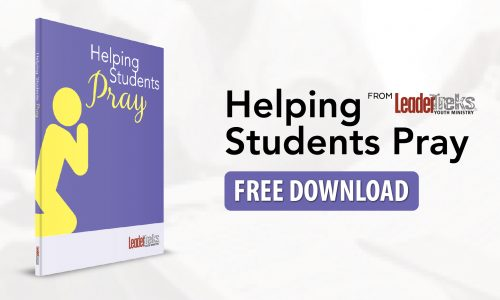 Helping Students Pray