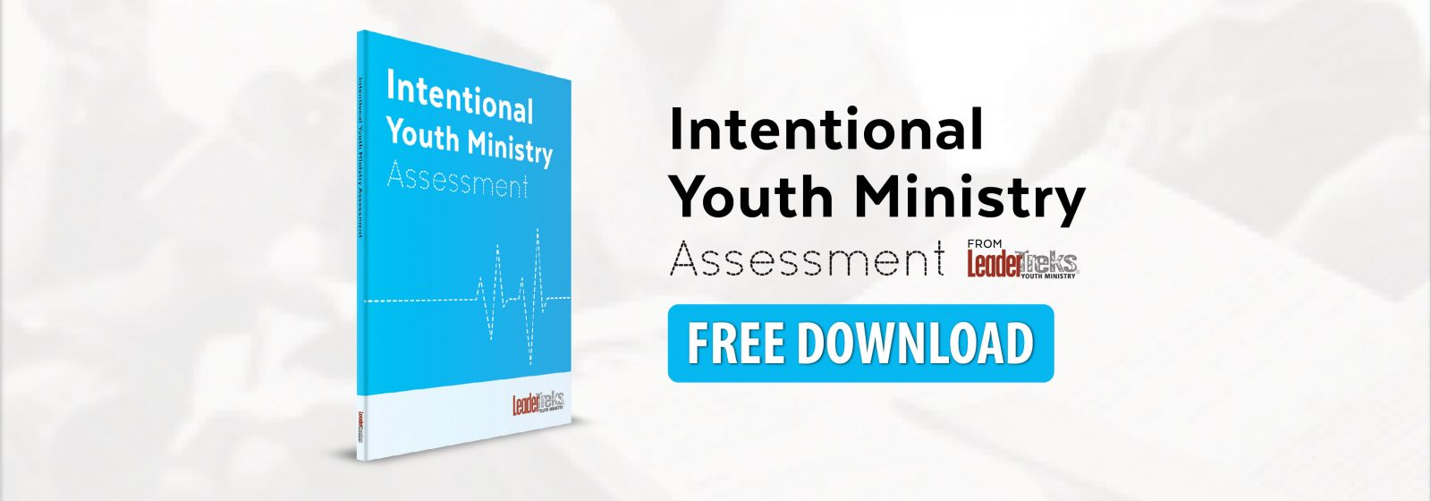intentional youth ministry assessment