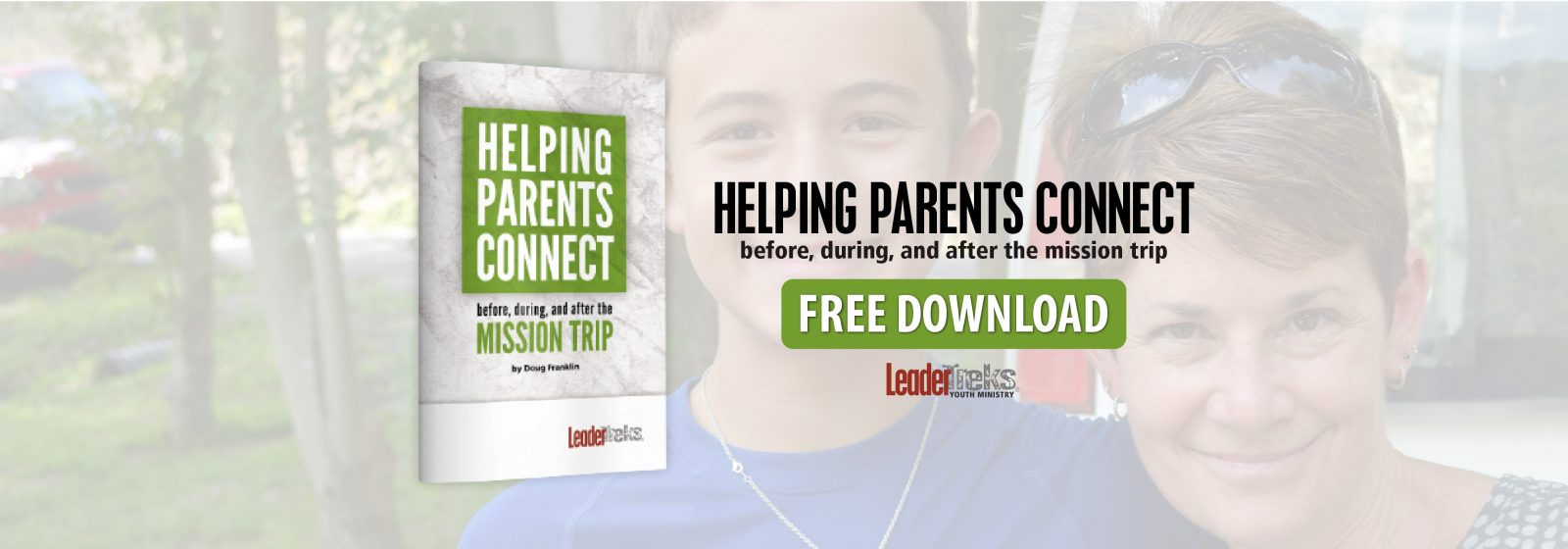 parent resource, helping parents connect, student ministry, youth ministry