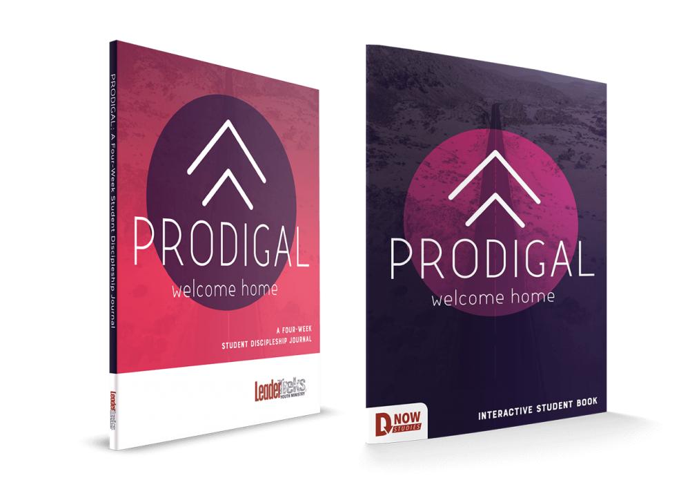 prodigal dnow studies book bundle