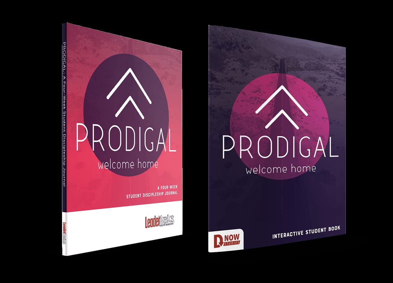 prodigal dnow studies book bundle