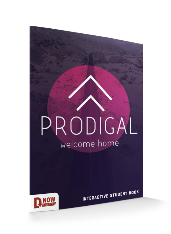 prodigal dnow studies student book