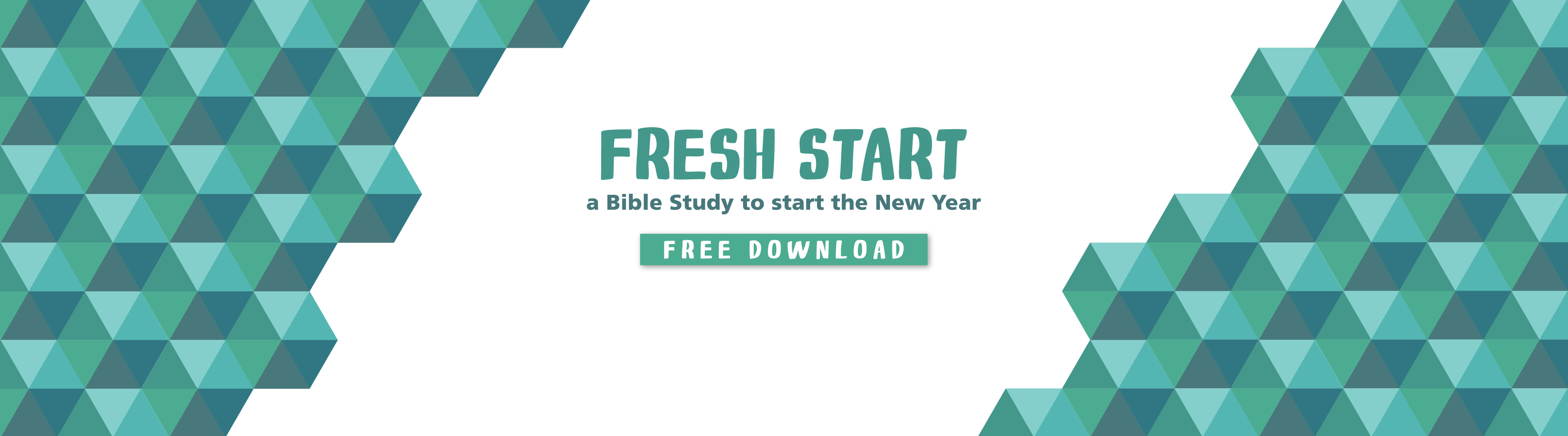 new year bible study, youth ministry
