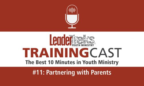 Trainingcast #11Partnering with Parents