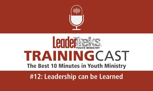 Trainingcast #12 Leadership Can Be Learned