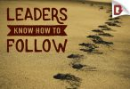 Leaders Know How to Follow: Student Leadership Training