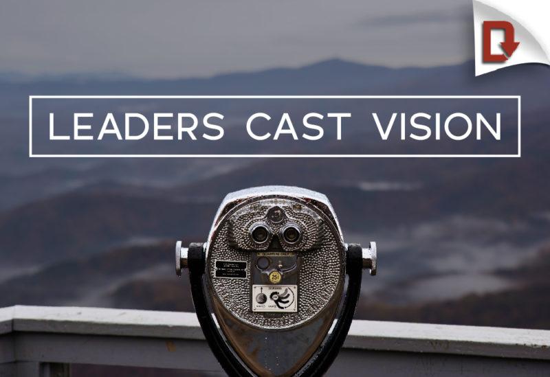 Leaders Cast Vision: Student Leadership Training