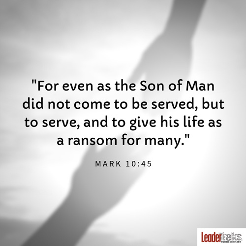 Service scripture for missionaries 12 Verses