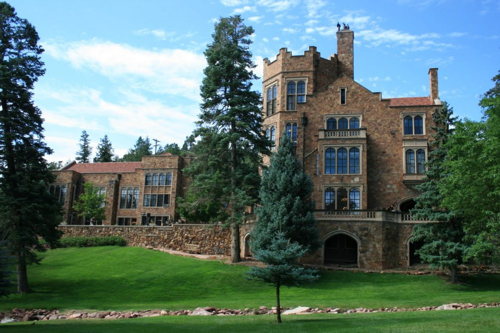 youth worker conference at Glen Eyrie castle colorado springs