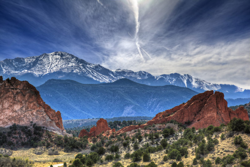 youth pastor conference near Garden of the Gods Colorado Springs