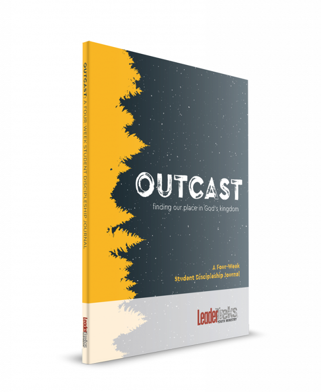 Outcast Student Discipleship Journal