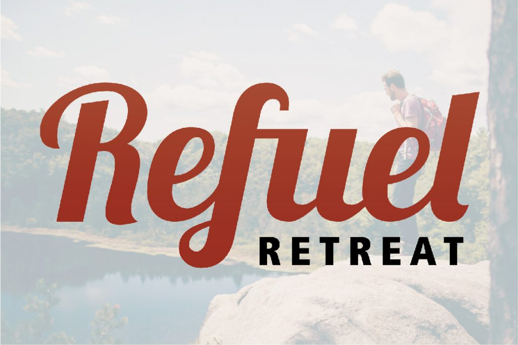 refuel retreat youth worker conference