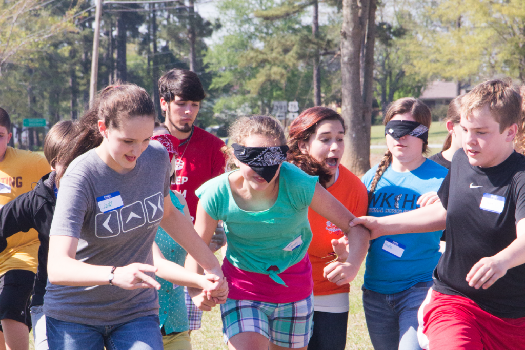 student leadership training events for youth ministry