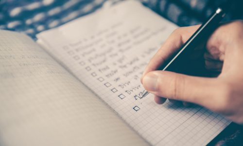 Your Summer Ministry Checklist