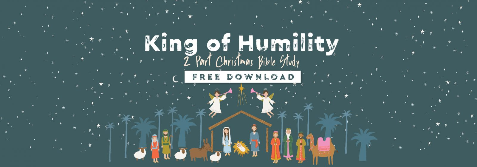 king of humility free youth ministry christmas bible study