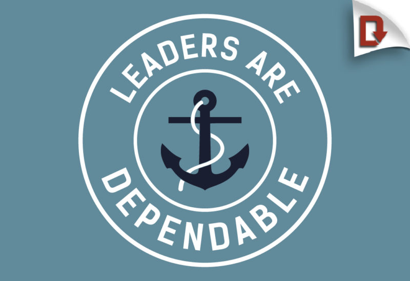 youth ministry leaders are dependable download
