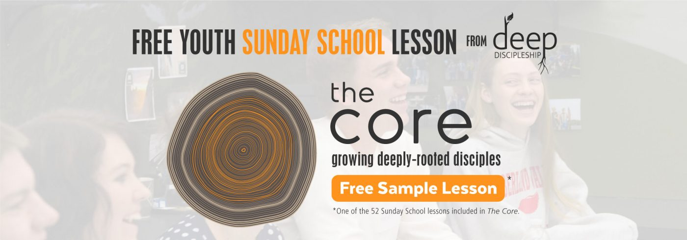 Free Youth Sunday School Lesson | LeaderTreks Youth Ministry