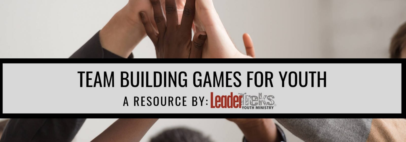 free team building games for youth