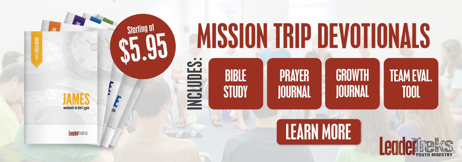 youth mission trip devotionals