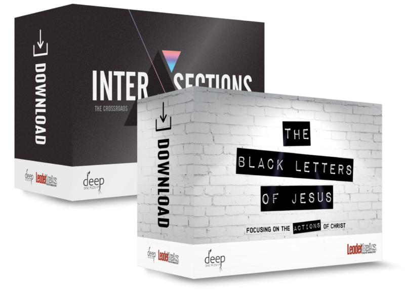 Youth Ministry Curriculum| Deep Discipleship | Multi-Year