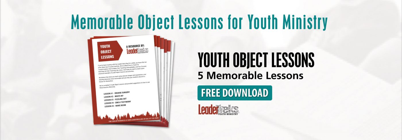 free youth object lessons